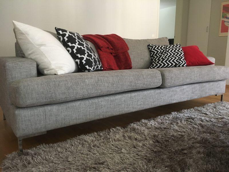 Lagad soffa