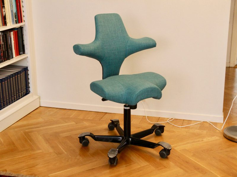 Ergonomisk skrivbordsstol